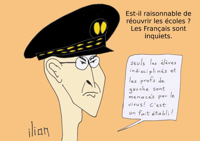 Rassurer les  Français © ilian amar