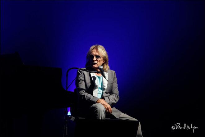 Christophe en Concert à Lille 2013 © PascalDeLyon