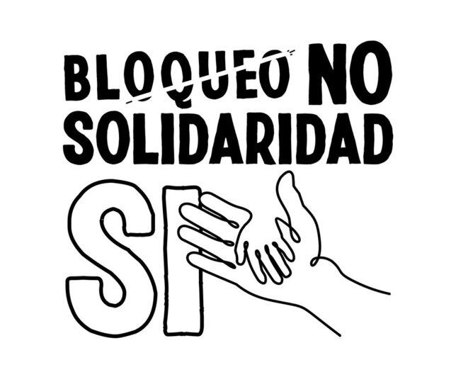 Cuba, Blocus non, Solidarité oui