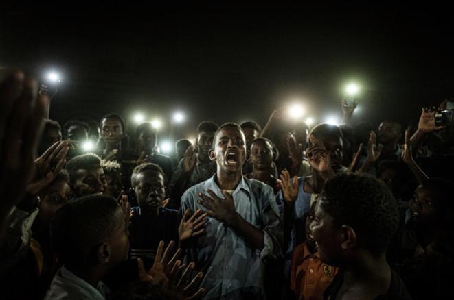19 juin 2019, Khartoum © Yasuyoshi Chiba