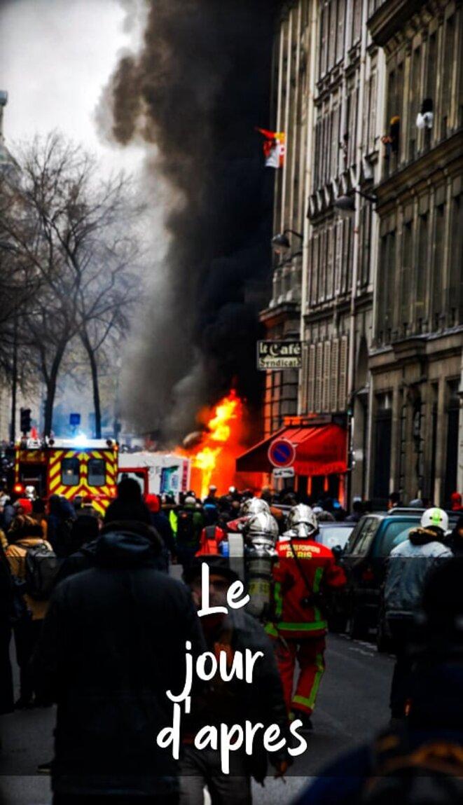 Manifestation du 6 Décembre 2019 © ROMUALD VANDENHEEDE