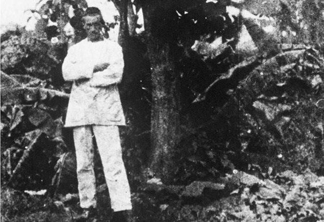 L'une des dernières photos de Rimbaud (en Éthiopie)
