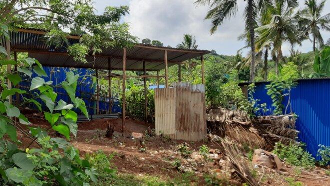 Construction d'une maison © rozamine bacar