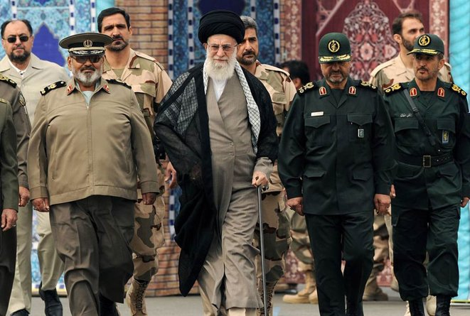 hassan-firuzabadi-khamenei-mohammad-ali-jafari
