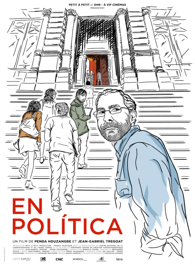 EN POLÍTICA en salles virtuelles le 22/04 © Philippe Elusse / DHR distribution - A Vif cinémas