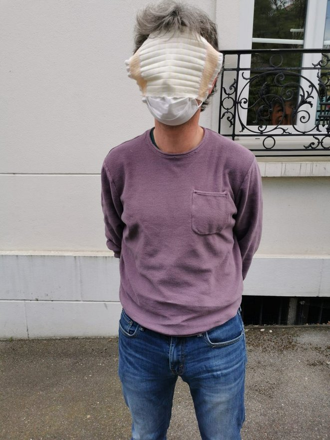 La psychiatrie masquée © M. Bellahsen