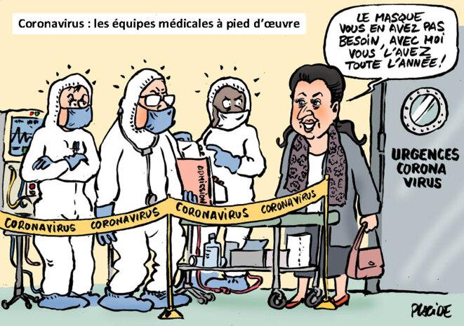 29.01.2020 Agnès Buzyn © Placide