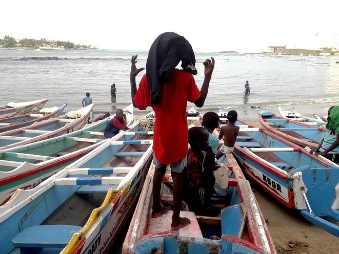 Village de Ngor - Dakar DR Philippe Gagnebet