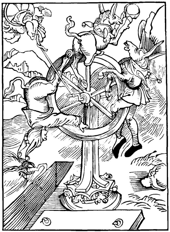 The Ship of Fools, Robert Barclay, 1509