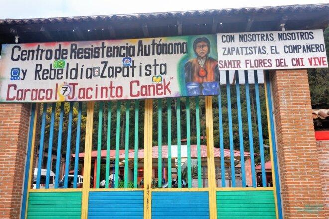 Caracol Jacinto Canek, Chiapas, Mexique © Simon Marseille