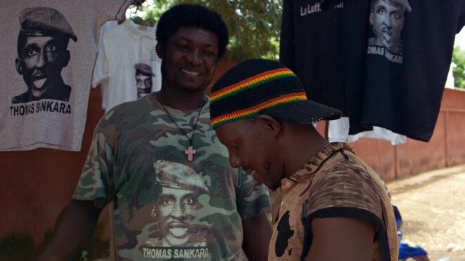 """""""Sankara n'est pas mort"""" de Lucie Viver © Météore Films"""