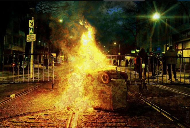 Fire © Luna TMG Flickr