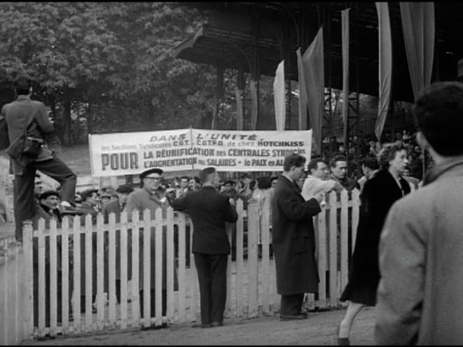 1er mai 1956 © Ciné-Archives, fonds audiovisuel du PCF et du mouvement ouvrier