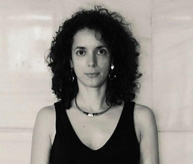 Lucie Viver © Élise Ortiou Campion