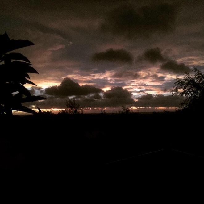 ciel de la barbade © agnes druel