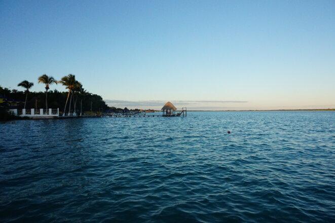 Lac de Bacalar, Quintana Roo © Simon Marseille