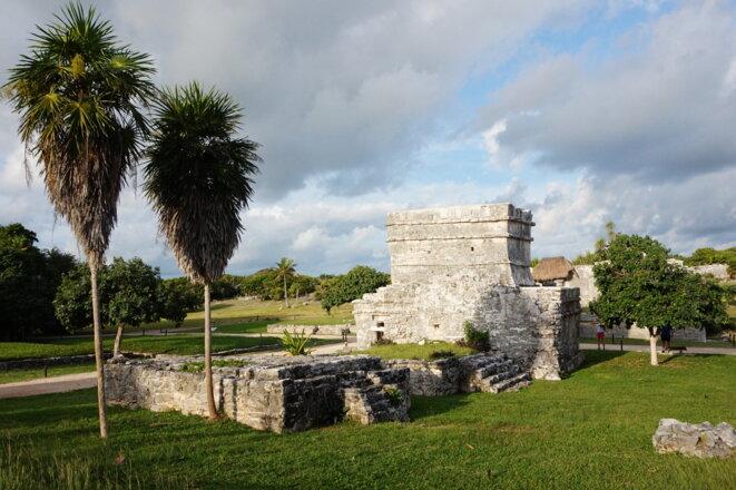 Site archéologique de Tulum, Quintana Roo © Simon Marseille
