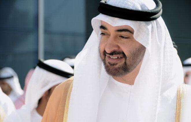 Mohamed Ben Zayed Al Nahyan, Prince héitier des Emirats arabes unis