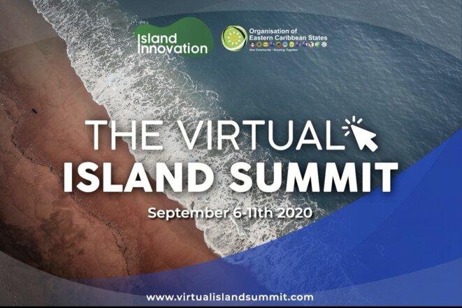 The virtual Island Summit - 6-11 September 2020 © Island innovation