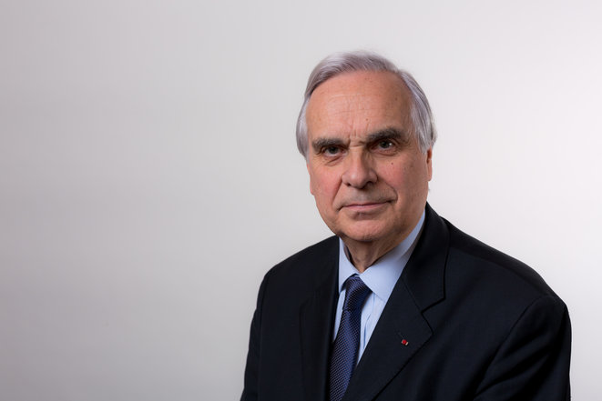 Jean-Marie Burguburu, président de la CNCDH. © CNB