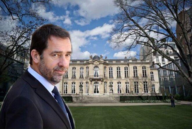 Castaner, premier Ministre ? © Pierre Reynaud