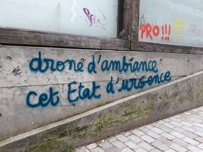 Paris, 3 mai 2020 © Emily Lykos