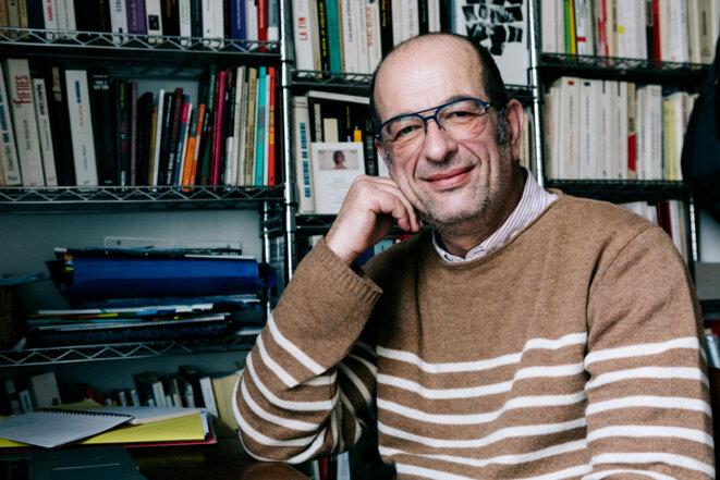 Jean Stern © éditions Libertalia