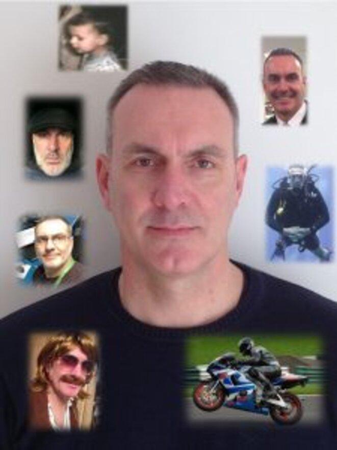 Detective Constable Tony Ashcroft