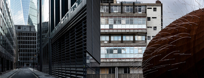 City of London / London Royal Hospital © Sandra von Lucius
