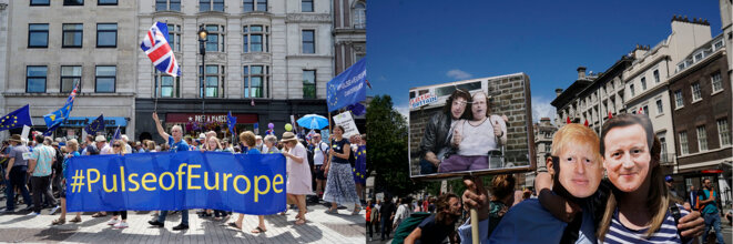 Pulse of Europe / Little Britain © Sandra von Lucius