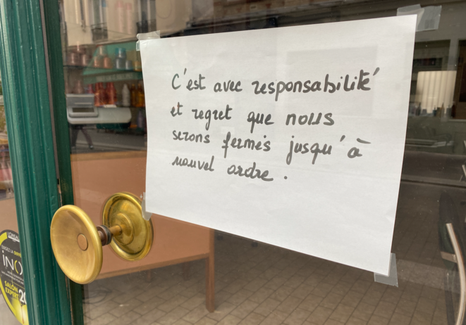 Paris, mai 2020 © David Dufresne