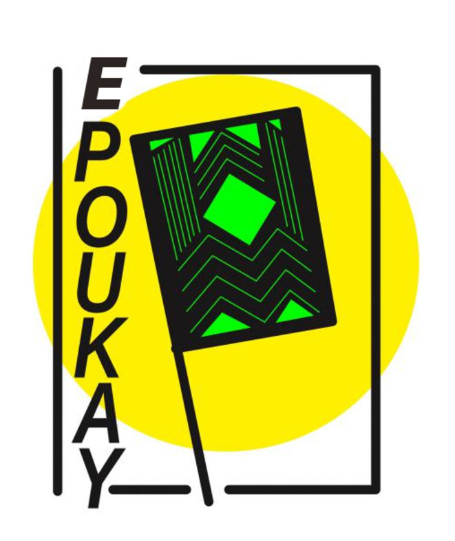"""Ëpoukay signifie """"éventail"""" en wolof et exprime le soulagement © Jaxal Mouss"""