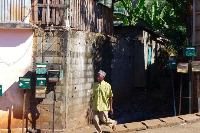 quartier Lazarevouni Kaweni 2015 © daniel gros