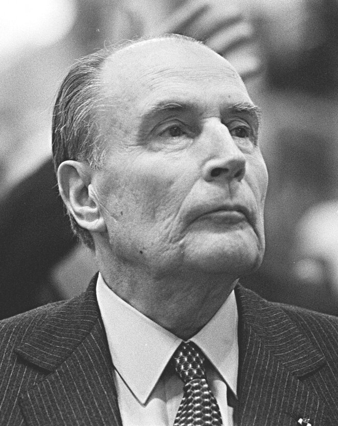 François Mitterrand © Rob Croes/Anefo, archives nationales néerlandaise: domaine public (CC0) via Wikimedia Commons
