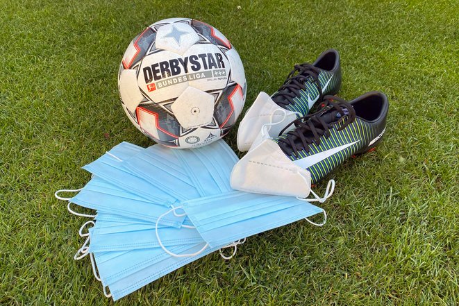 Le football se questionne dans cette crise | © Iconsport