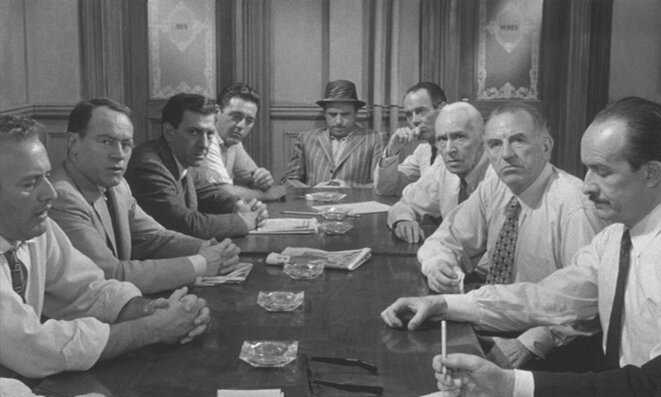 Douze hommes en colère, Sidney Lumet