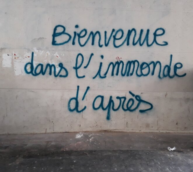 Paris, 11 mai 2020 © @Emily_Lykos