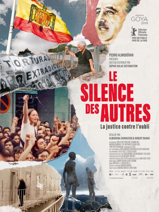 Le silence des autres, de Pedro Almodóvar (2018)