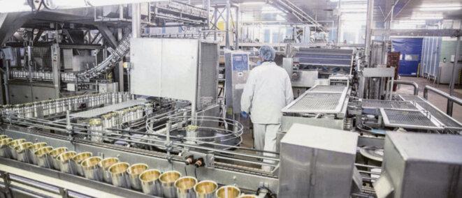 L'usine William Saurin de Lagny sur Marne © L'Humanité