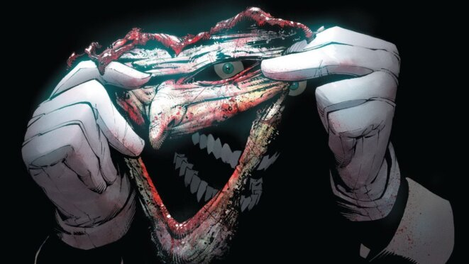 The Joker / Batman: Death of the Family © Snyder, Capullo, DC Comics