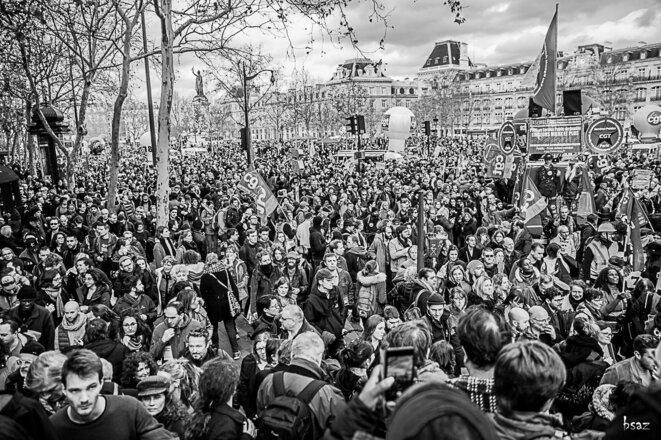 17 décembre 2019, Paris © Bsaz