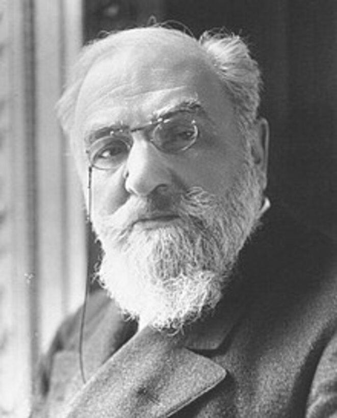 Léon Bourgeois en 1917. © DR