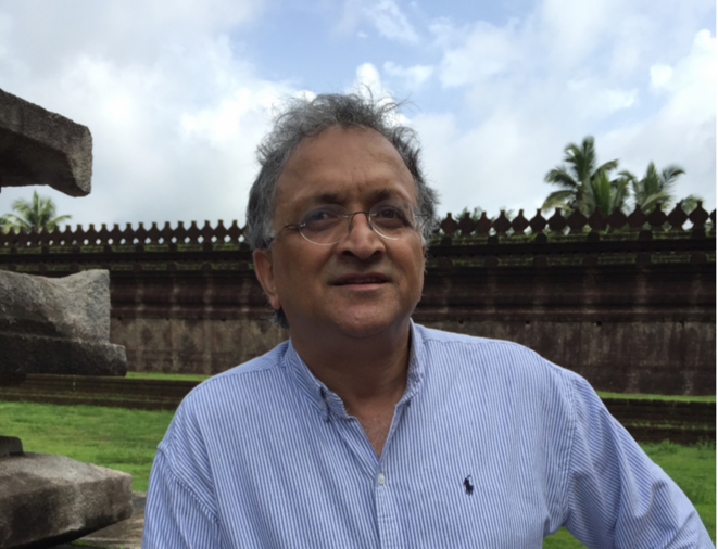Ramachandra Guha. © DR