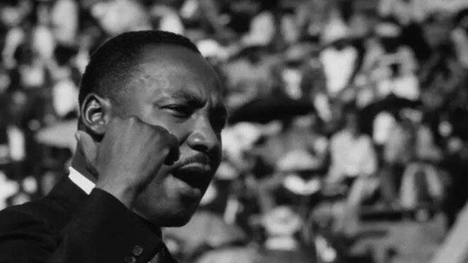 Martin Luther King © Ted Williams