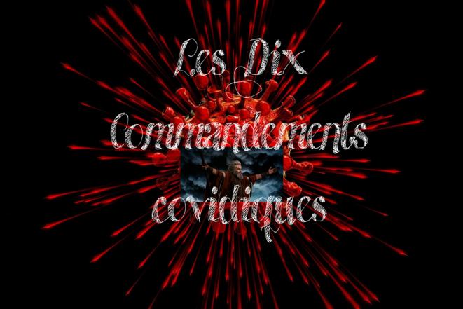 Les Dix Commandements covidiques