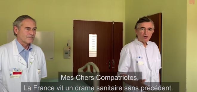 Lancement de la pétition en faveur du traitement par hydroxychloroquine par les professeurs Christian Perrone et Philippe Douste-Blazy : https://www.change.org/p/ephilippepm-traitement-covid19-ne-perdons-plus-de-temps-neperdonsplusdetemps