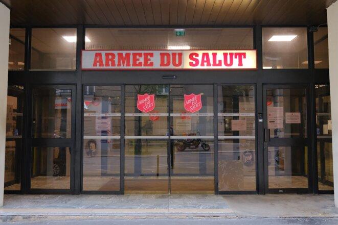 Siège de l'Armée du salut, porte des Lilas (Paris). © Antoine Peillon (Ishta)