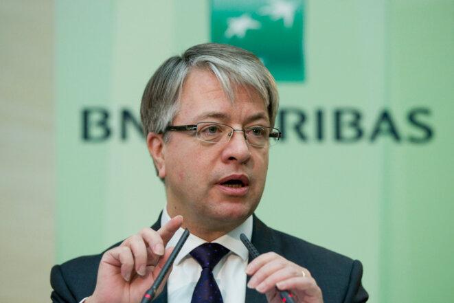 Jean Laurent Bonnafe, administrateur-directeur-général du groupe BNP Paribas