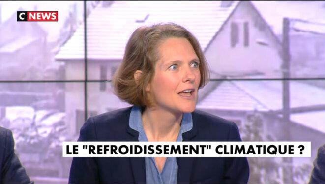 """Claire Nouvians dans """"l'heure des pros"""" sur CNews le 6 mai 2019"""