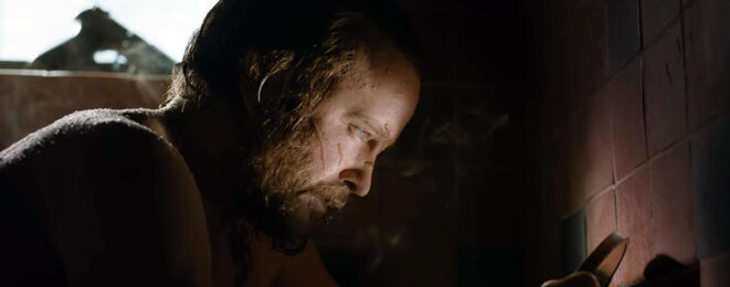 Aaron Paul dans EL CAMINO un film BREAKING BAD de Vince Gilligan © Netflix - American Movie Classics (AMC) - Sony Pictures Television